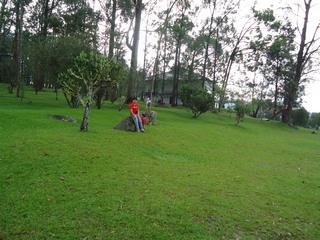 Taman Bermain Yang Luas @ Cibodas
