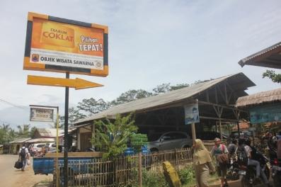 Objek Wisata Sawarna
