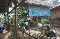 Selamat Datang di Objek Wisata Sawarna