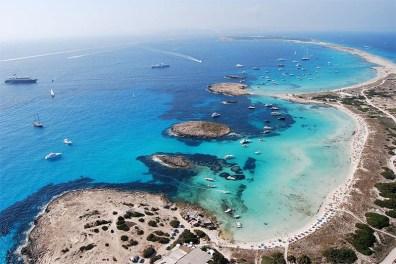 Playa De Ses Illetes Beach