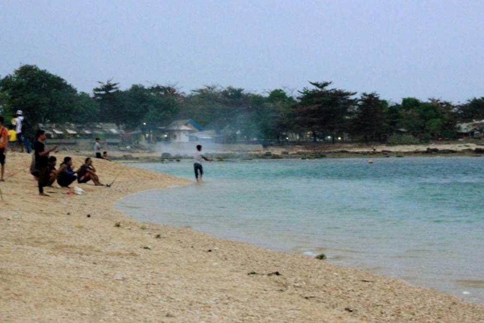 Pantai Cibuaya - Ujung Genteng